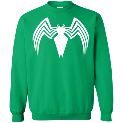 Venom Logo Sweater Sweatshirt - Irish Green - Shipping Worldwide - NINONINE