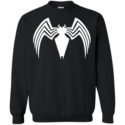 Venom Logo Sweater Sweatshirt - Black - Shipping Worldwide - NINONINE