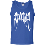 XXXTentacion Tank Top Revenge Merch White
