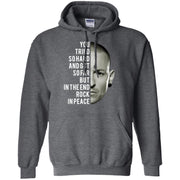 You Tried So Hard And Got So Far Chester Bennington Hoodie