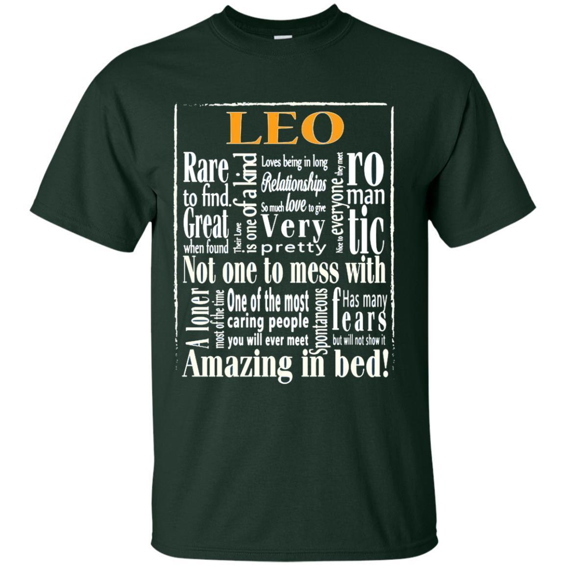 Zodiac Signs Leo August Birthday Shirt