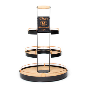 Tito's Tiered Garnish Caddy