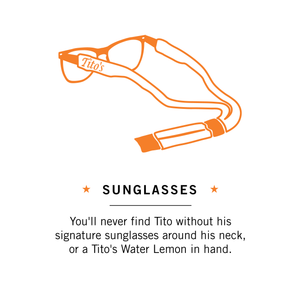 Tito's Sunglasses illustration