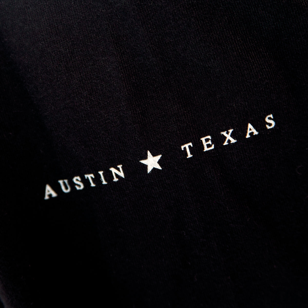 There's No Place Like Austin Long Sleeve Tee