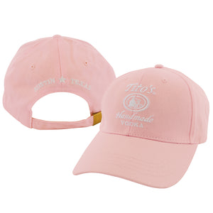 Ladies' Pink Hat