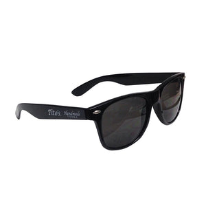 Black Tito's sunglasses