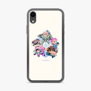 Overwatch Cute but Dangerous iPhone Cases