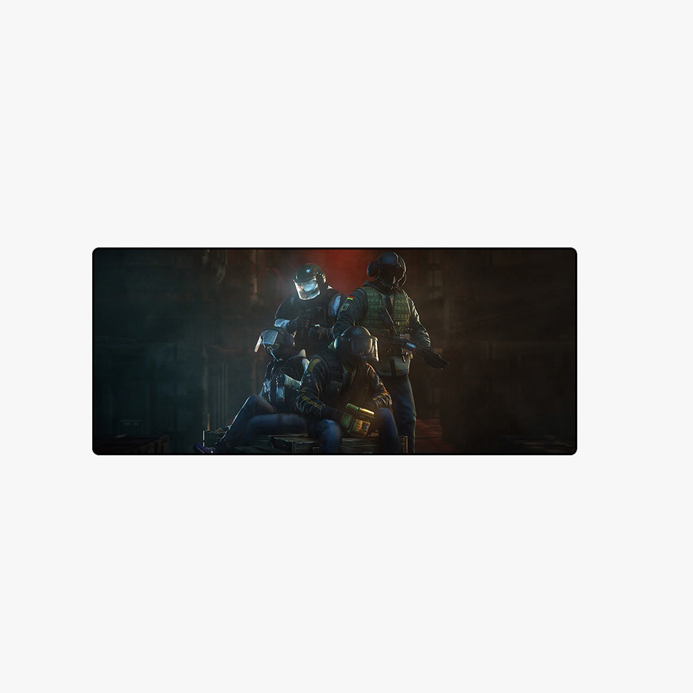 Rainbow Six Siege XXL Mouse Pads (Collection 3)