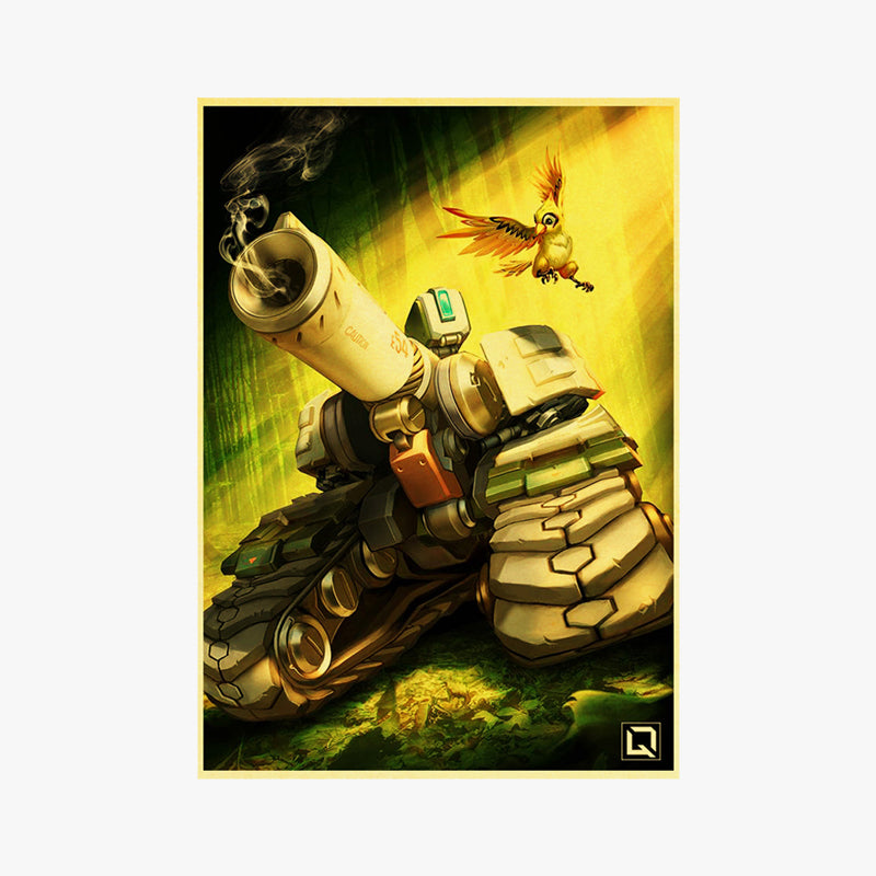 Overwatch Posters (Collection 3)