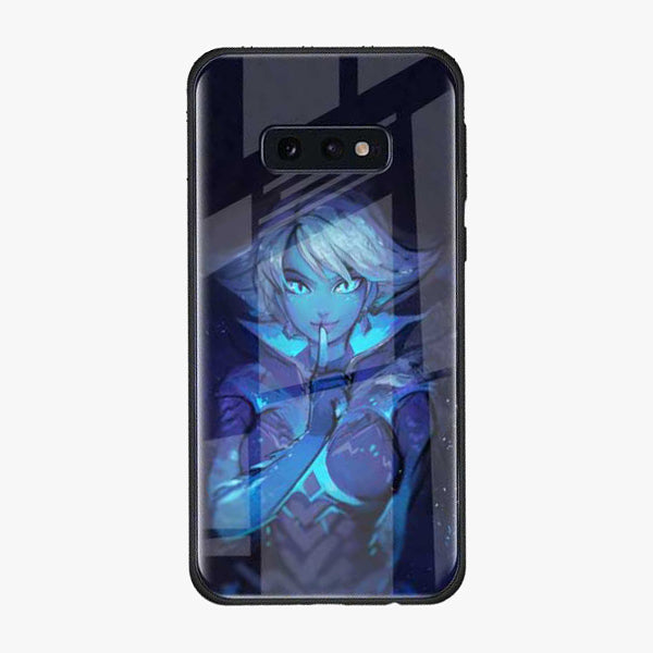 Overwatch Samsung Tempered Glass Cases (Collection 4)