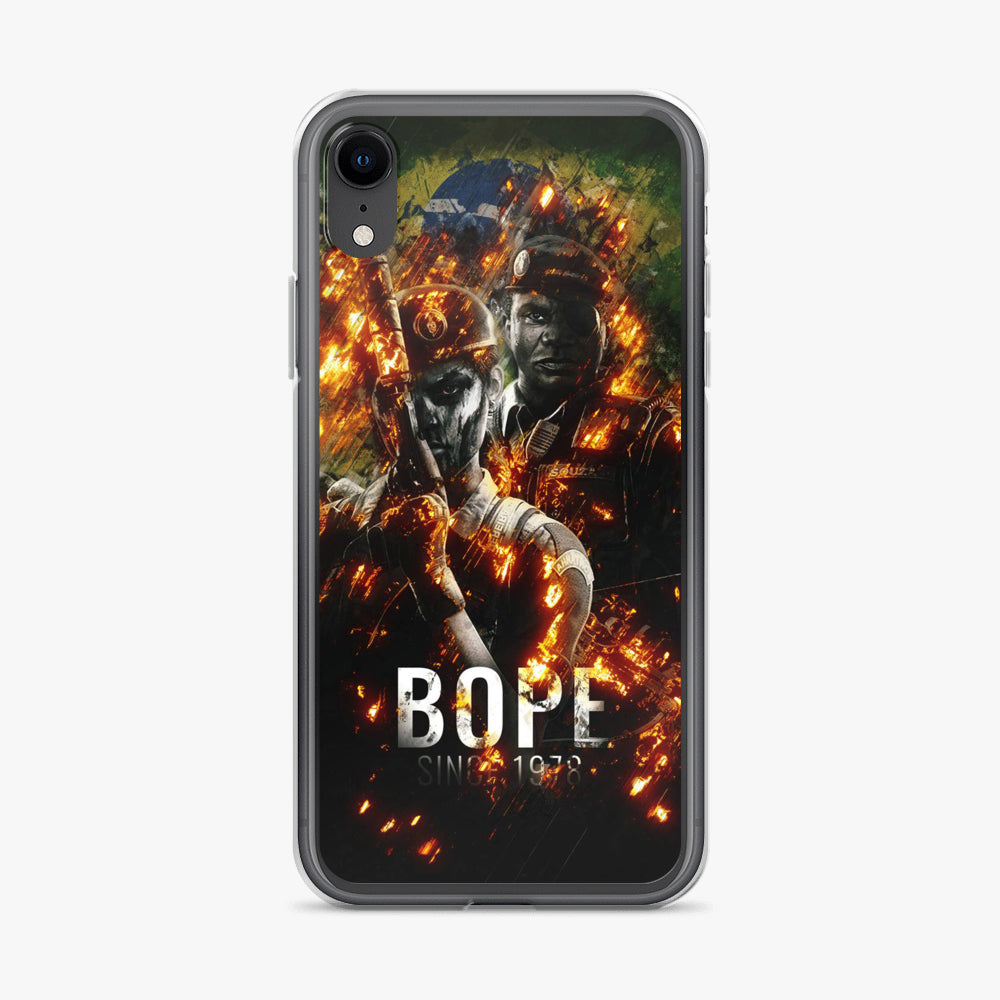 Rainbow Six Siege Counter-Terrorism Units iPhone Cases