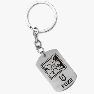 Rainbow Six Siege Key Chains (Collection 3)