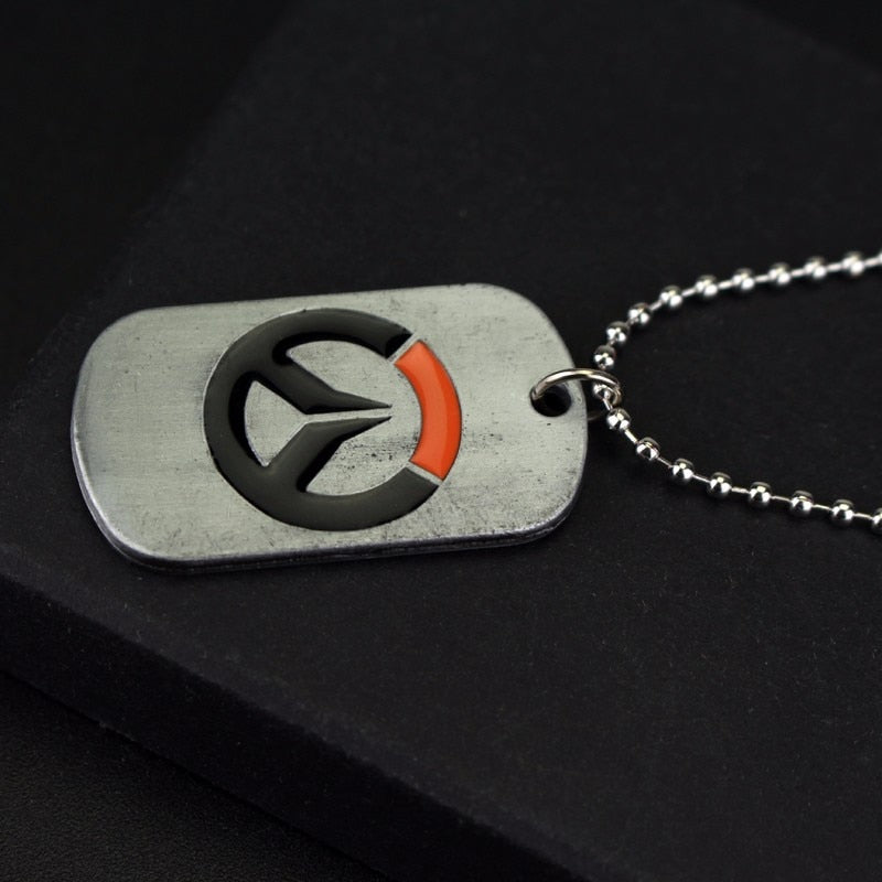 Overwatch Necklace/Key Chain