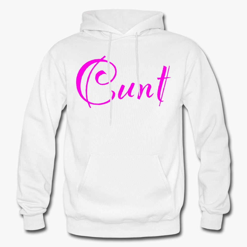 Cunt Hoodie - frost.is.bae Special Edition