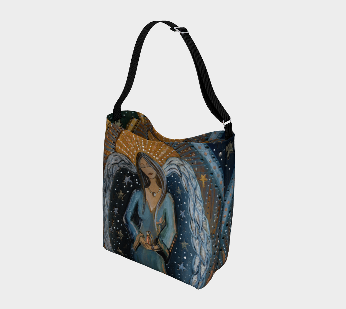 Night Angel Day Tote