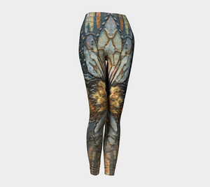 Bee Power Wings Leggings