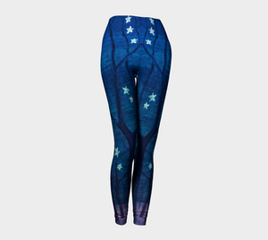 Night Forest Leggings
