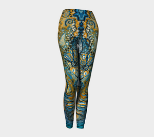 Blue Ocean Leggings