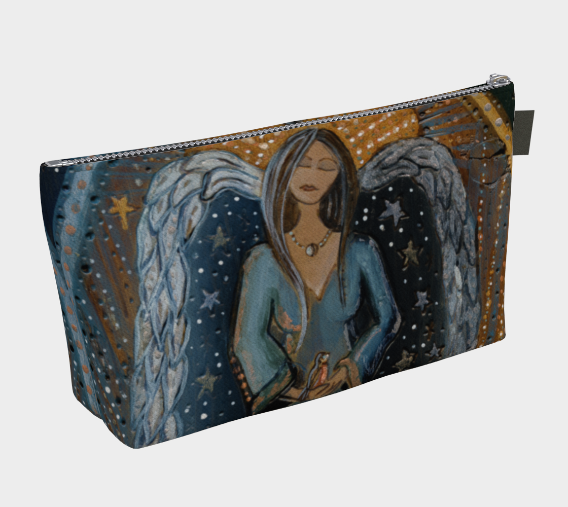 Night Angel Makeup Bag