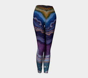 Lilac Moon Leggings 2