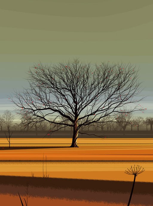 Dan Crisp Majestic Tree Limited Edition Art Prints