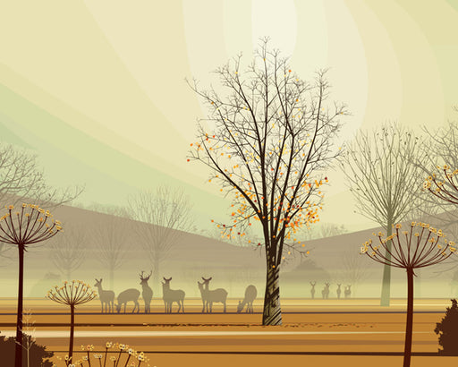 Dan Crisp Early Dawn Edition Art Prints