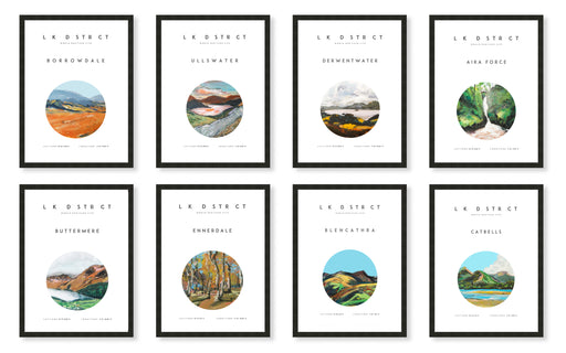 Martin Evans Coordinates Series Framed Prints For Sale