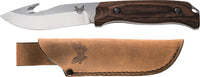 Benchmade 15003-2 Saddle Mountain Skinner Fixed-Blade Knives