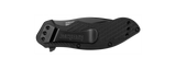 Kershaw 1605CKTST Clash Black Assisted-Opening Knives