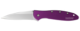 Kershaw 1660PUR Leek - Purple Assisted-Opening Knives