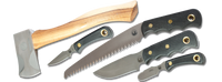 Knives Of Alaska SUPER PRO PACK Fixed-Blade Knives