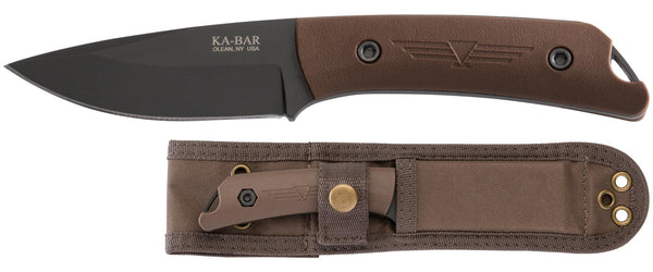 KA-BAR 7502 JAROSZ GLOBETROTTER Fixed-Blade Knives
