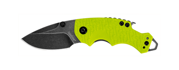 Kershaw 8700LIMEBW Shuffle - Lime Manual-Opening Knives