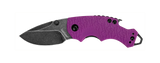 Kershaw 8700PURBW Shuffle - Purple Manual-Opening Knives