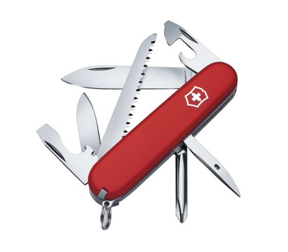 Victorinox Swiss Army Hiker Knife City Outlet