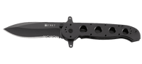 CRKT M21-14SF SPECIAL FORCES DROP POINT WITH TRIPLE POINT SERRATIONS Assisted-Opening Knives