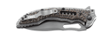 CRKT 5461K FOSSIL COMPACT WITH VEFF SERRATIONS Assisted-Opening Knives