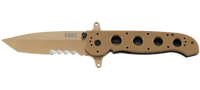CRKT M16-14DSFG SPECIAL FORCES DESERT TANTO LARGE WITH VEFF SERRATIONS Assisted-Opening Knives