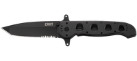 CRKT M16-14SF SPECIAL FORCES TANTO LARGE WITH TRIPLE POINT SERRATIONS Assisted-Opening Knives