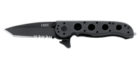 CRKT M16-12ZLEK TANTO WITH TRIPLE POINT SERRATIONS Assisted-Opening Knives