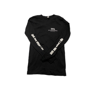 My Networking Apparel Long Sleeve Shirt | Black