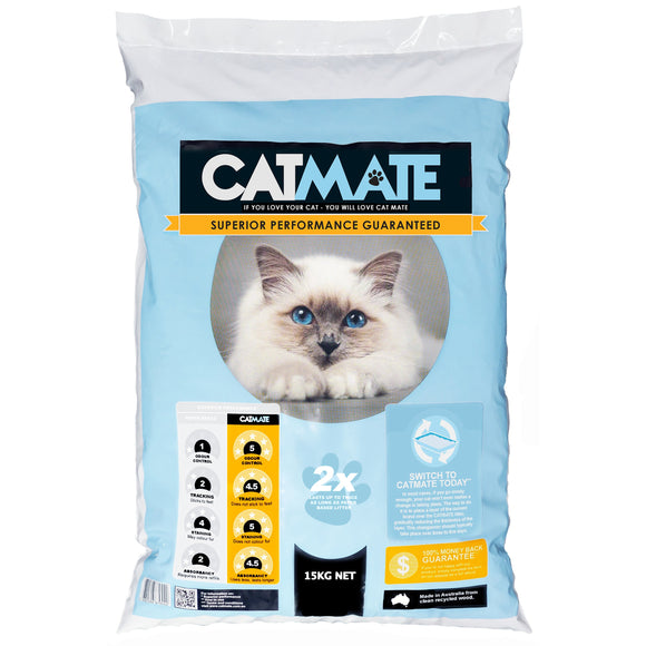 Catmate Cat Litter 15kg - RSPCA VIC