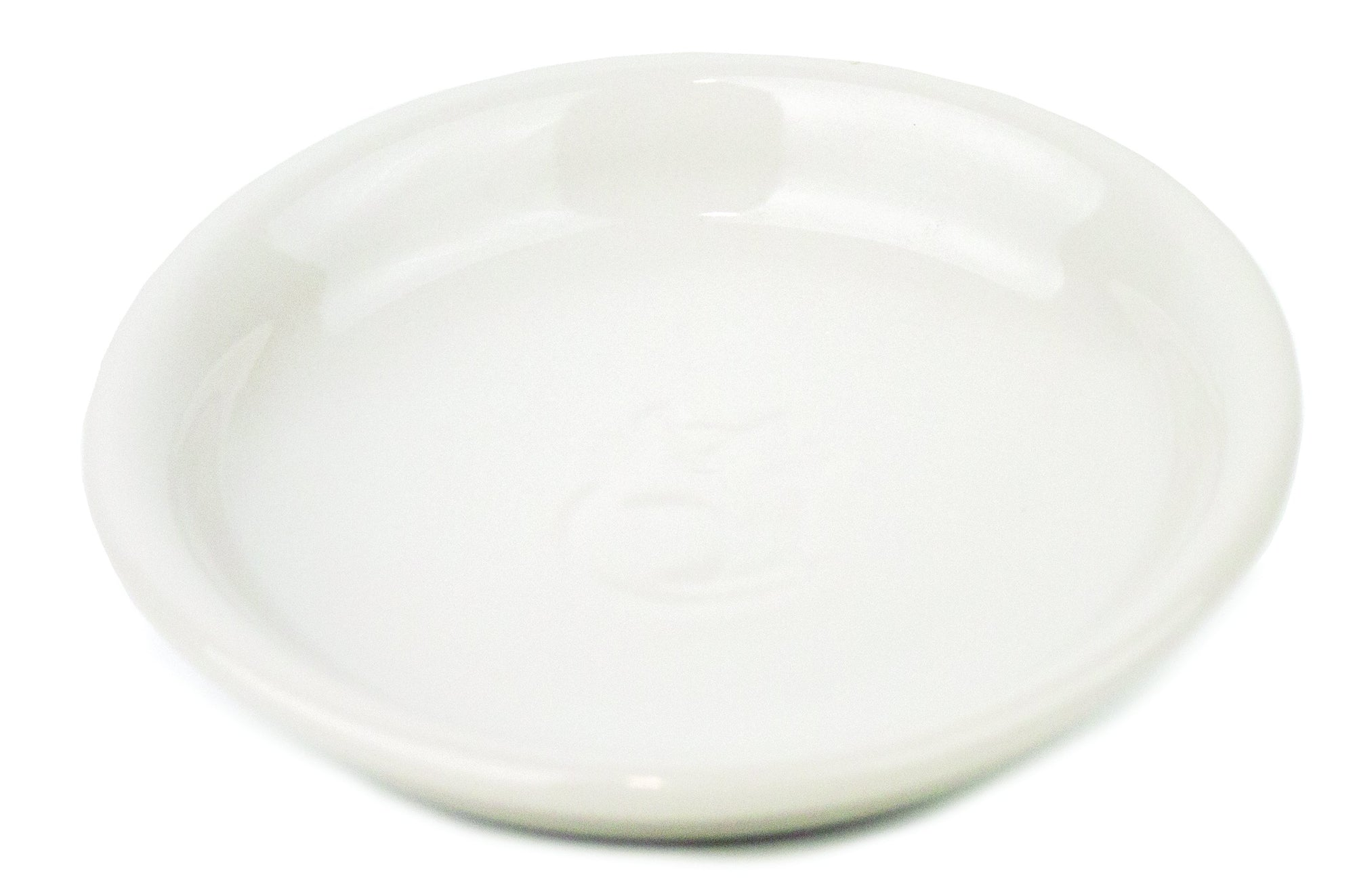 Cattitude Saucer Ceramic Cream