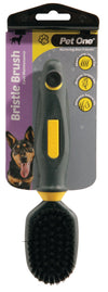 Pet One Grooming Bristle Brush Small - RSPCA VIC
