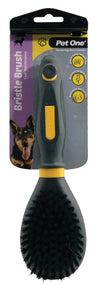 Pet One Grooming Bristle Brush Large - RSPCA VIC