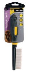 Pet One Grooming Detangler Comb 42 Pins - RSPCA VIC