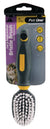 PO Cat & Small Animal Soft Bristle Brush - RSPCA VIC
