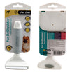 Pet One Grooming Self Cleaning DeShedder Brush - RSPCA VIC
