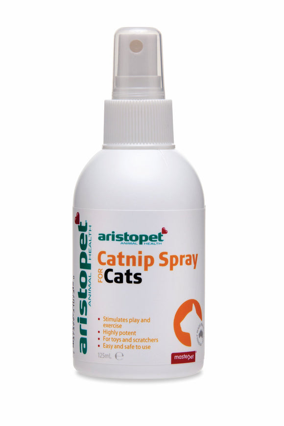 MP Aristopet Catnip Spray - RSPCA VIC