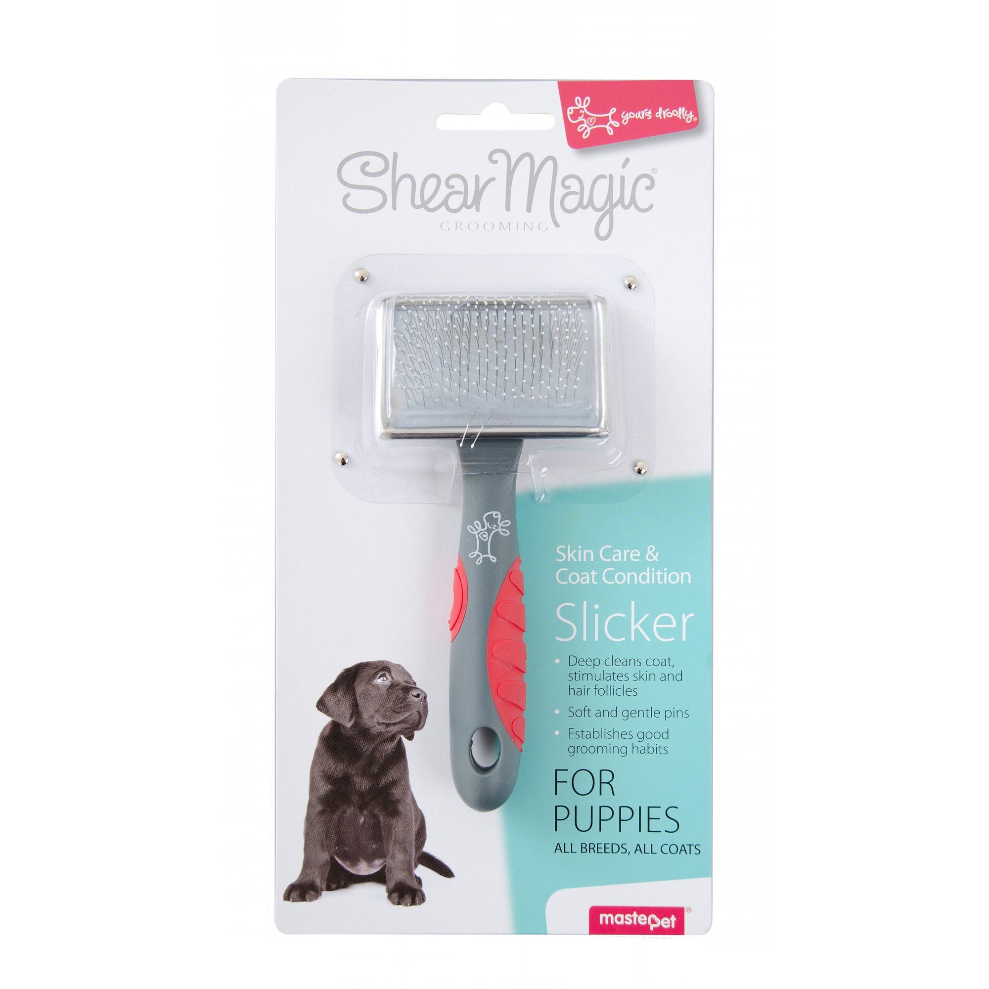 Shear Magic Slicker Brush Puppy - RSPCA VIC